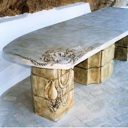 Μαρμάρινο τραπέζι